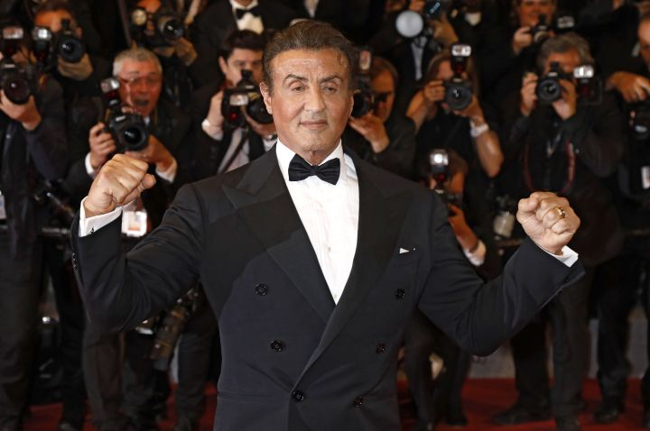 Screening 'Rambo - First Blood', Cannes Film Festival 2019