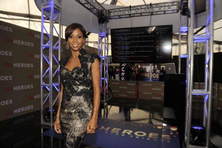 CNN Heroes: An All Star Tribute - Red Carpet