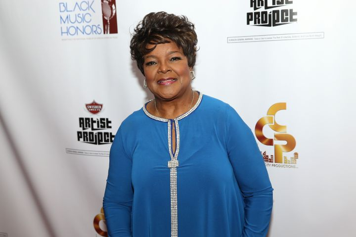 Shirley Caesar: First female gospel artist to perform at Harvard