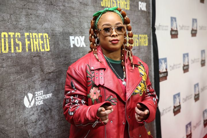 Da Brat: First female rapper to go platinum