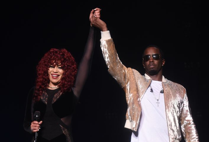 Puff Daddy And Bad Boy Family Reunion Tour At Madison Square Garden