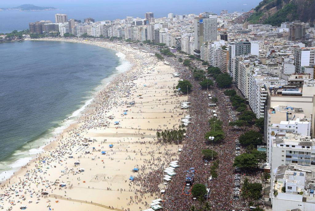 BRAZIL-CARNIVAL-A FAVORITA