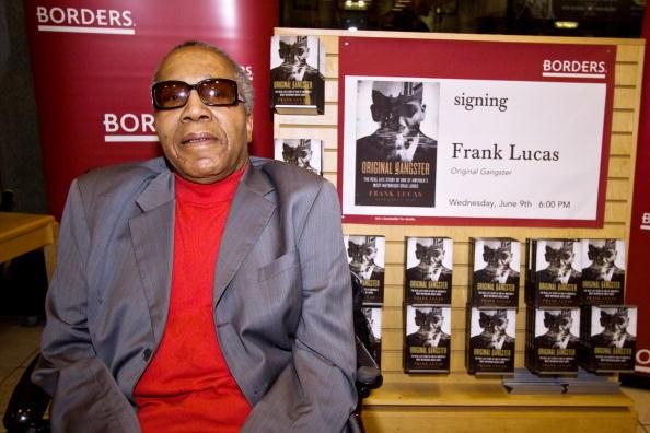"Frank Lucas Signs Copies Of ""Original Gangster"" - June 9, 2010"