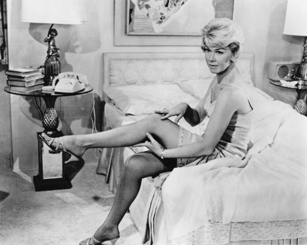 Doris Day In Pillow Talk