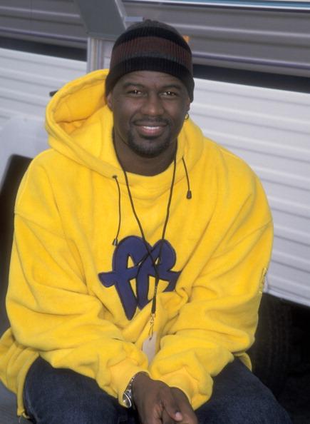 Brian McKnight in 1998