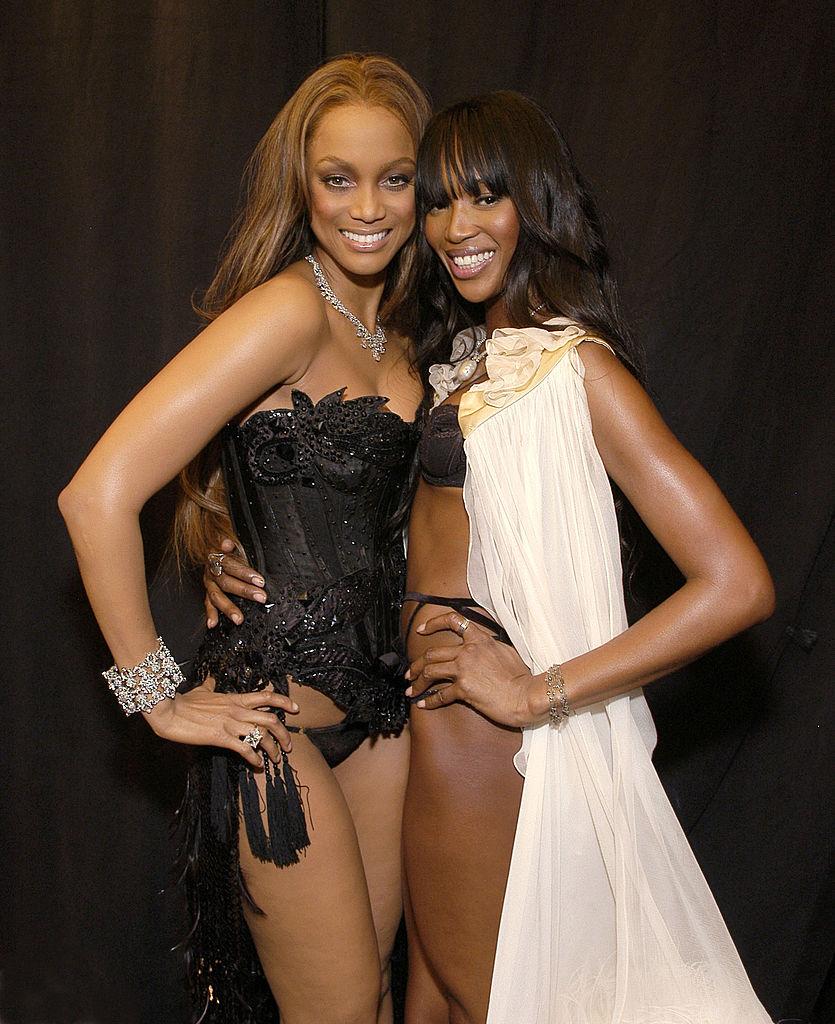 10th Victoria's Secret Fashion Show - Backstage