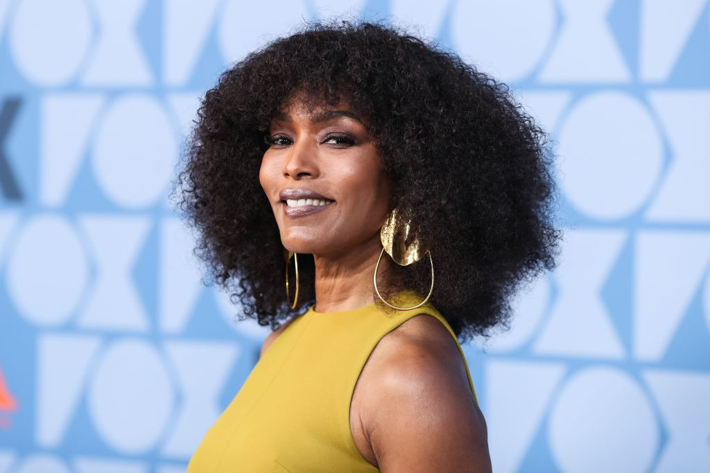 Actress Angela Bassett arrives at the FOX Summer TCA 2019 All-Star Party held at Fox Studios on August 7, 2019 in Los Angeles, California, United States.