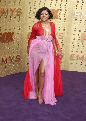 Taraji P. Henson attends The 71st Emmy Awards - Arrivals in Los Angeles