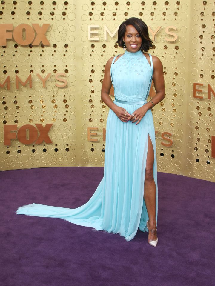 Regina King attends The 71st Emmy Awards - Arrivals in Los Angeles