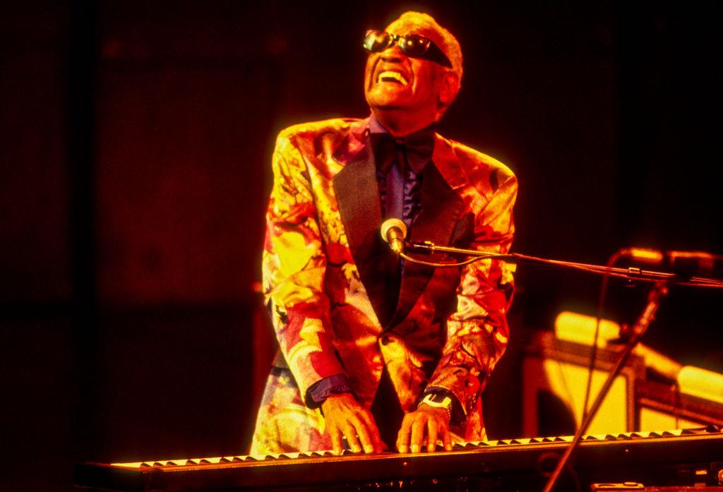 Ray Charles At JVC Jazz Festival