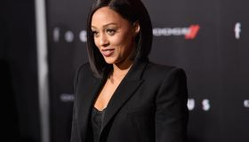 Tia Mowry at Premiere of Focus