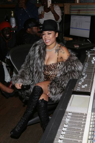 Keyshia Cole's '11:11 Reset' Listening Party