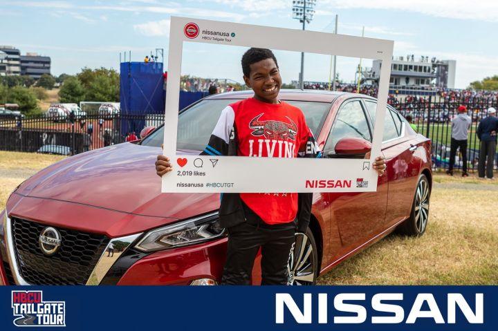 Nissan HBCU Game Day 2019