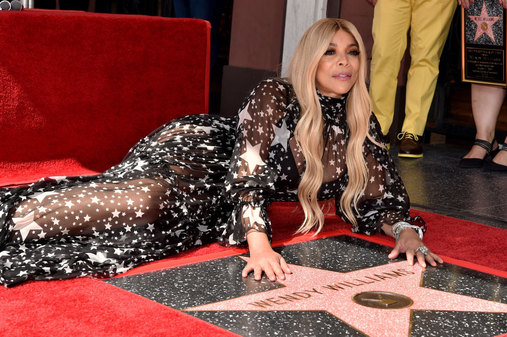 Wendy Williams Honored With Star On The Hollywood Walk Of Fame