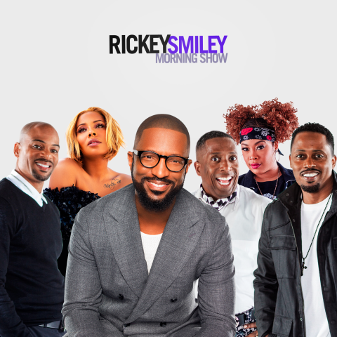New Rickey Smiley Graphics