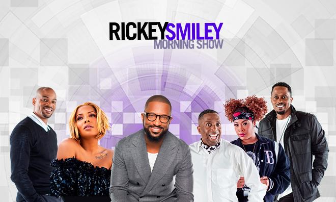 New Rickey Smiley Graphics