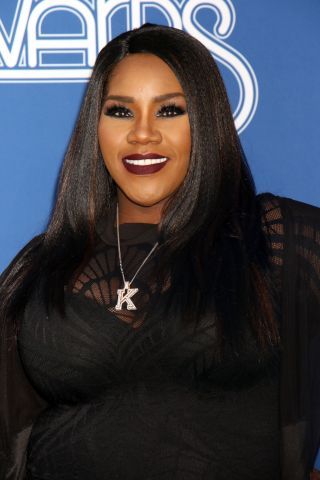 Kelly Price 2018 Soul Train Music Awards Red Carpet