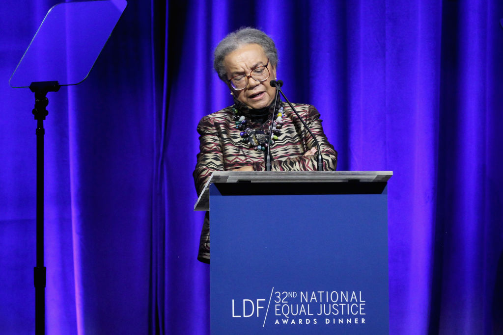 NAACP LDF 32nd National Equal Justice Awards Dinner - Inside