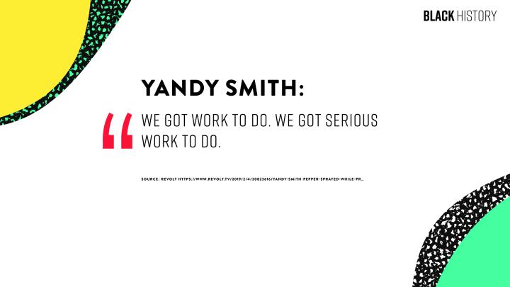 Yandy Smith