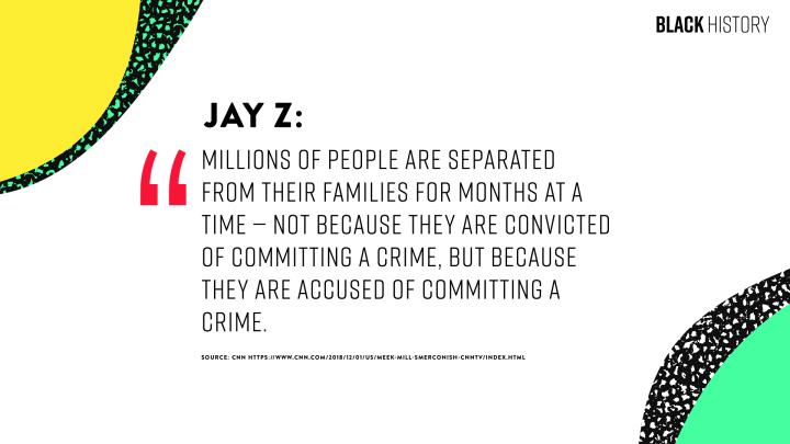 criminal justice reform bhm 2020