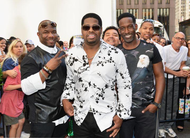 """Boyz II Men – """"Believe"""""""