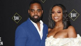 Todd Burruss, Kandi Burruss attends the 2019 E Peoples Choice Awards at Barker Hangar on November 10, 2019 in Santa Monica, California\n© Jill Johnson/jpistudios.com