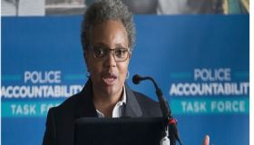 Toni Preckwinkle, Lori Lightfoot