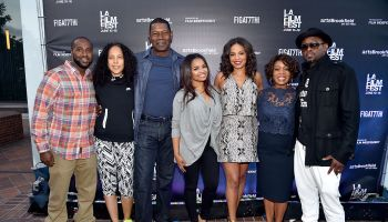 """2015 Los Angeles Film Festival - """"Love And Basketball"""" Screening"""