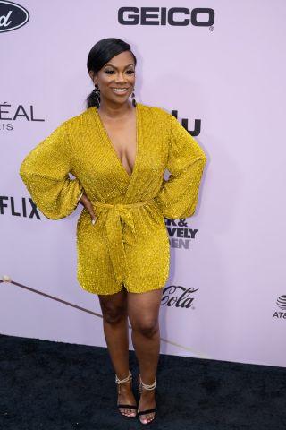 Kandi Burruss attends Essence Black Women In Hollywood