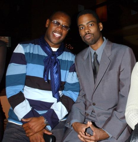 Andre Harrel/NU America present 2002 American Music Awards After Party