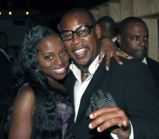 Baby Phat After Party V.I.P. Room - September 11, 2005
