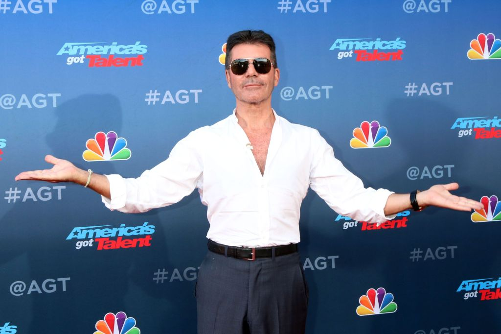 Simon Cowell at arrivals for America's G...