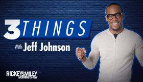3 Things With Jeff Johnson