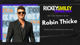 Robin Thicke Feature