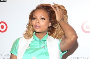 Eva Marcille hosts the launch of Urban Skin Rx at Target stores