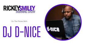 DJ D-Nice feature