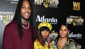 WE tv Celebrates The Return Of Growing Up Hip Hop Atlanta