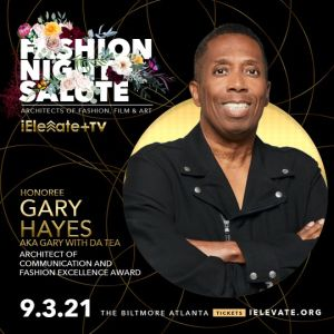 Gary Gets Honored