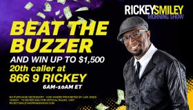 The Rickey Smiley Beat The Buzzer Contest